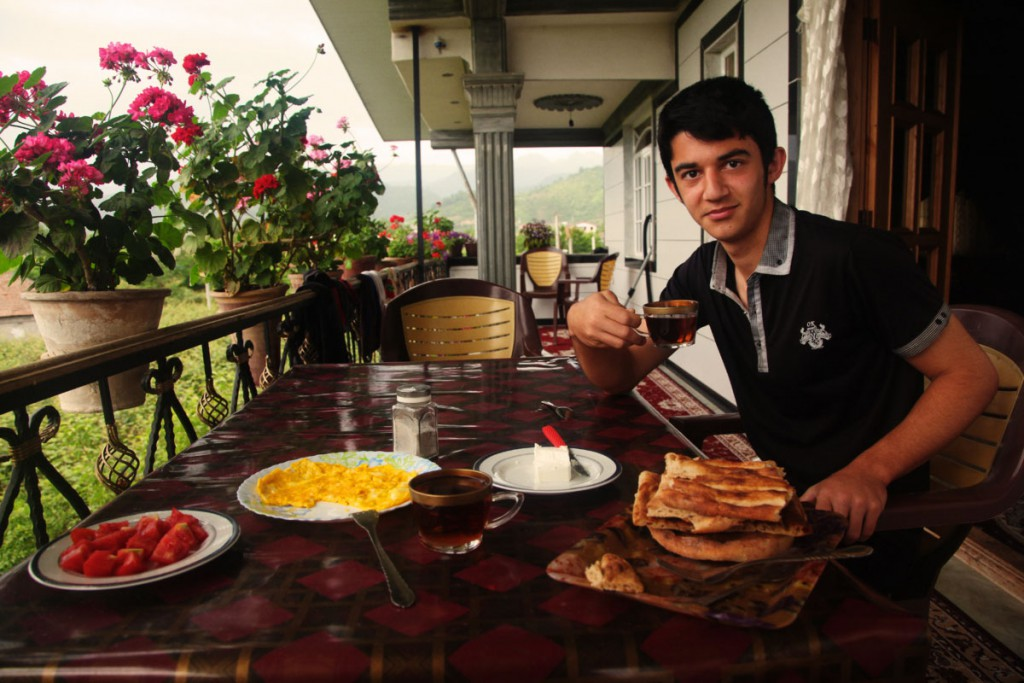 Die Freundlichkeit der Menschen im Iran ist wohl weltweit einmalig. Touristen werden sehr herzlich aufgenommen.