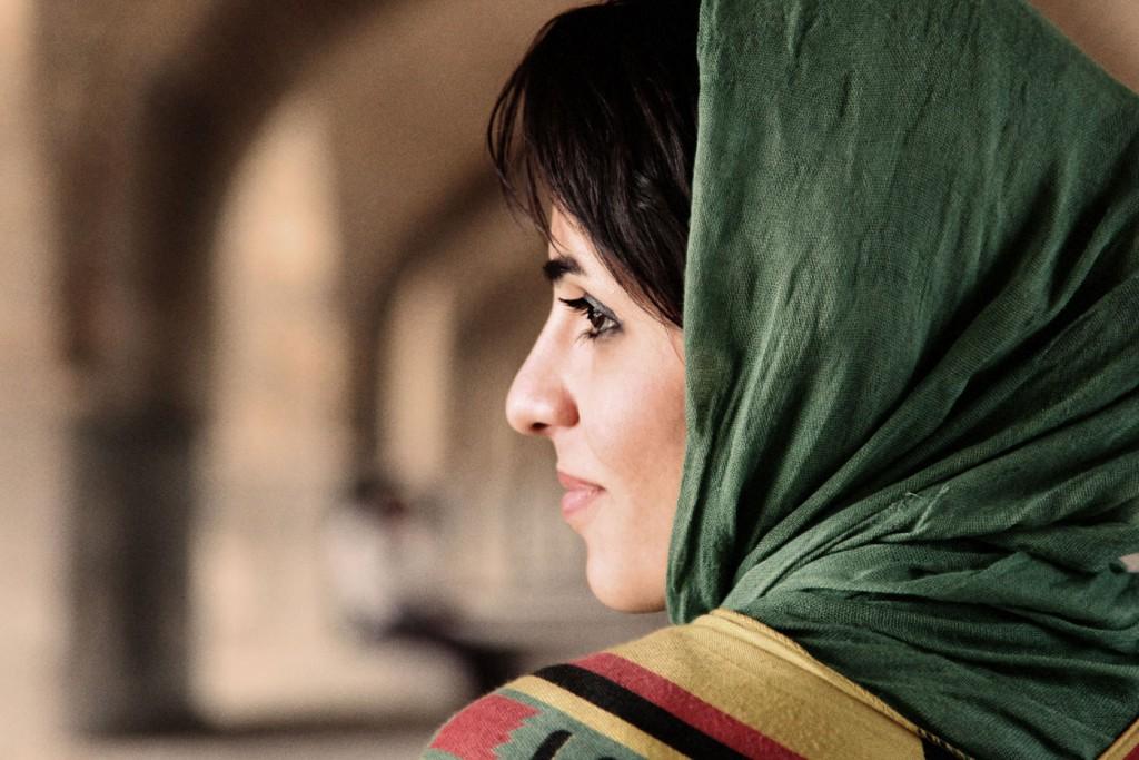Sofia aus Isfahan: Die 26-Jährige lernt Deutsch und interessiert sich sehr für Musik.