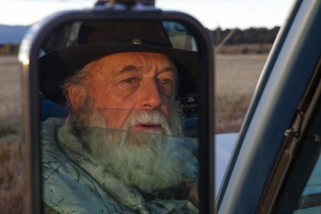"""Gay Balfour, der Erfinder des """"Präriehundesaugers"""", ist ein beeindruckender Mann von  uramerikanischer Tugend: """"Der einzige Unterschied zwischen Erfolg und Misserfolg ist die Länge der Zeit, die man es versucht!"""""""