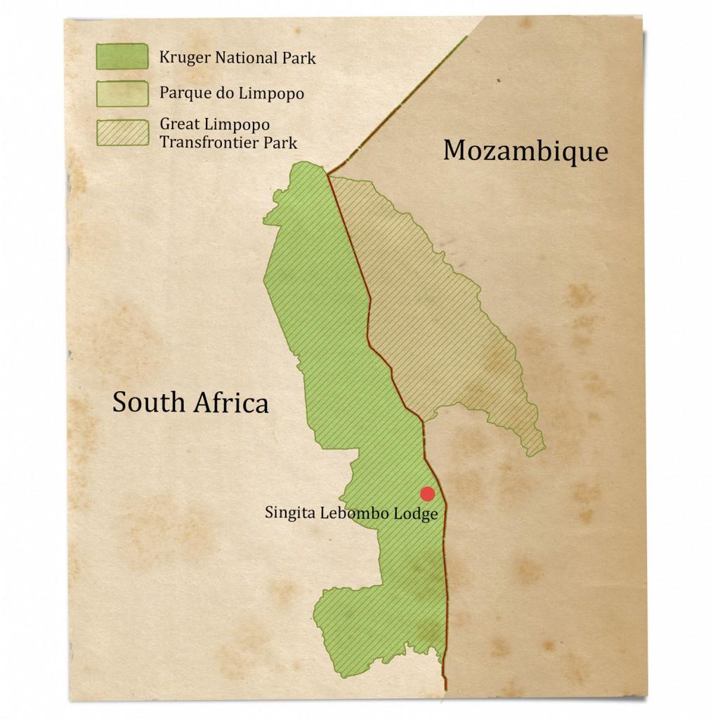 Seit Anfang des Jahres 2000 wird der Park durch den Zusammenschluss mit Schutzgebieten in Mosambik und Simbabwe erweitert. Zum Great Limpopo Transfrontier Park gehören neben dem Krüger-Nationalpark der Limpopo-Nationalpark in Mosambik und der Gonarezhou-Nationalpark in Simbabwe.