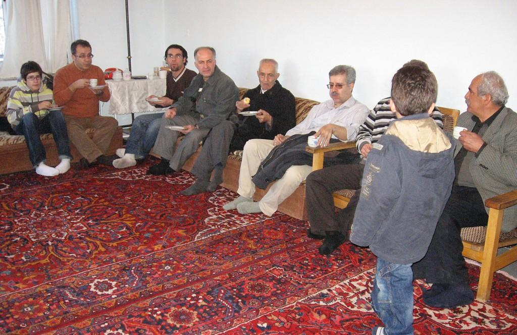Iran-frueher