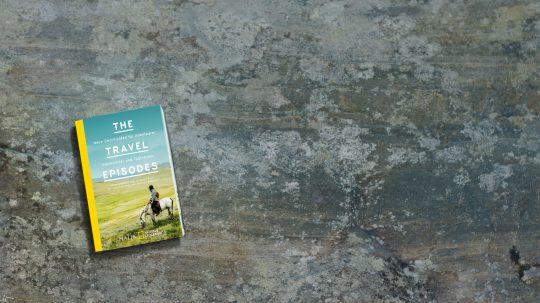 Schreib deine Travel Episode und werde Buchautor!
