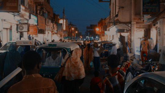 Wenn ich an Khartum denke, denke ich an Alkohol