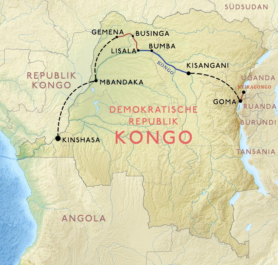 Congo-Deutsch