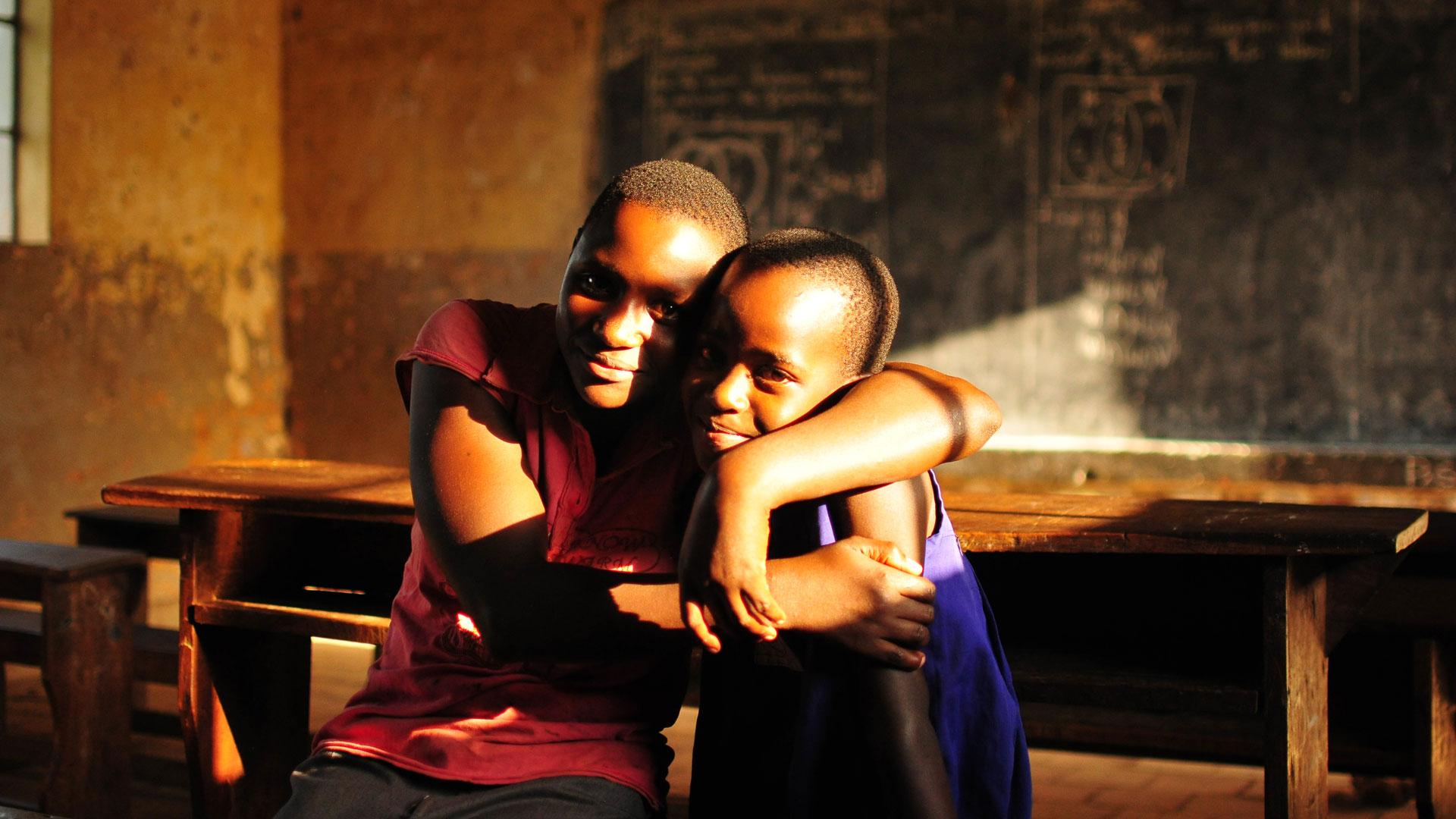 Foto Kinder Schule