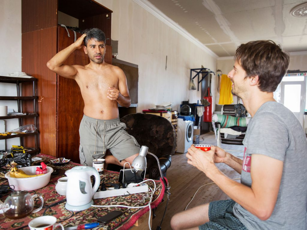 Er selbst dagegen erweist sich als wunderbarer Gastgeber, der mir viel über das Leben in Dagestan erzählt.  © gullivertheis.de