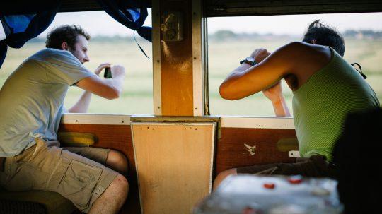 Nachtzug nach Bagan