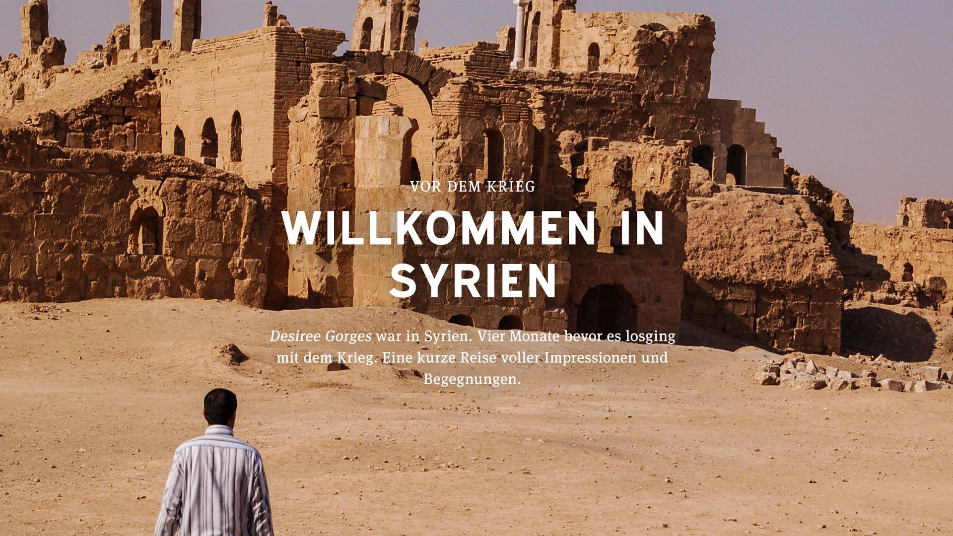 Bild syrien