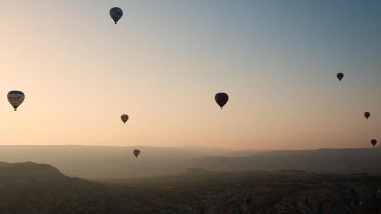 Die Top 6 Sehenswürdigkeiten der Türkei