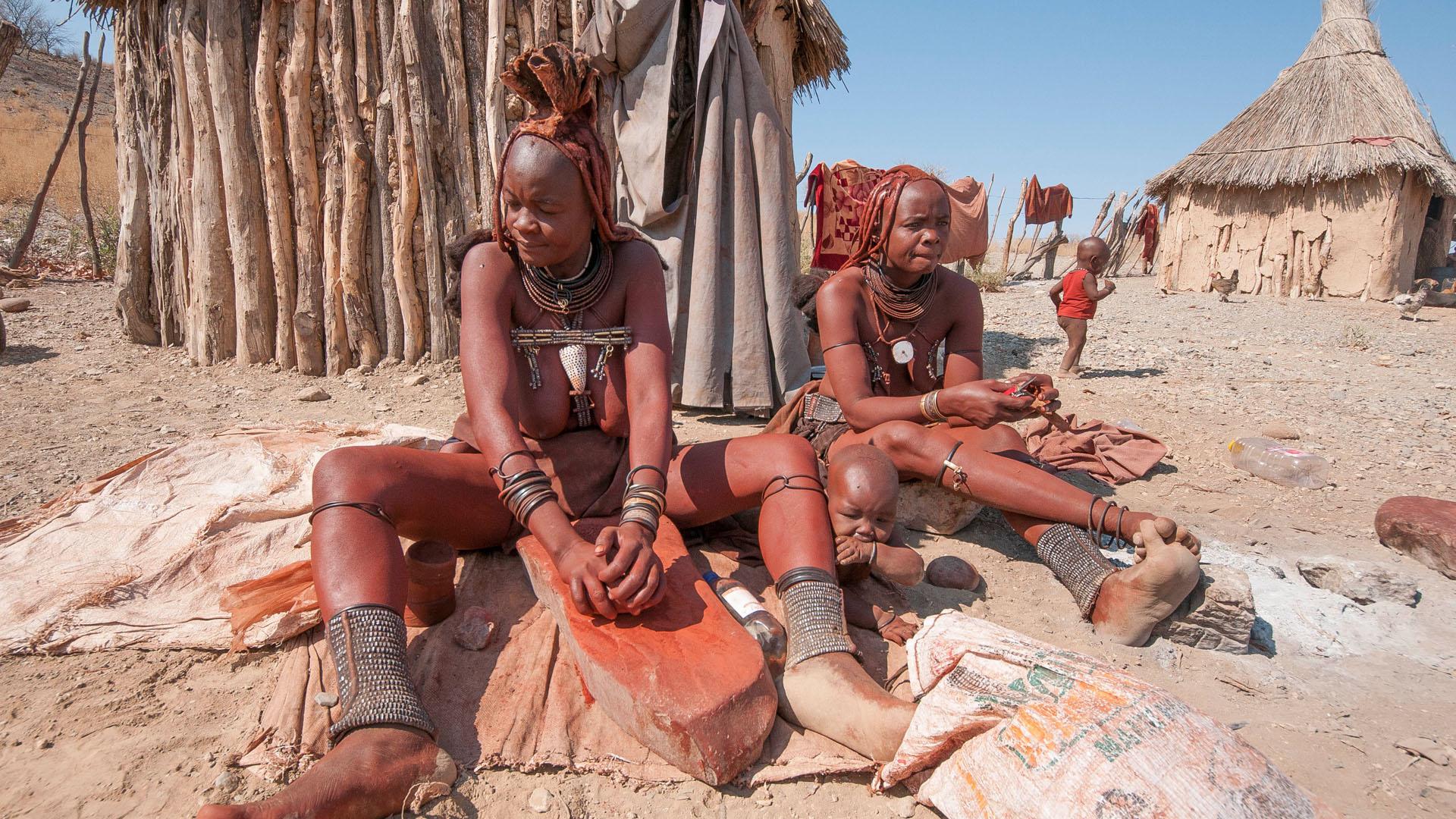Foto Himba