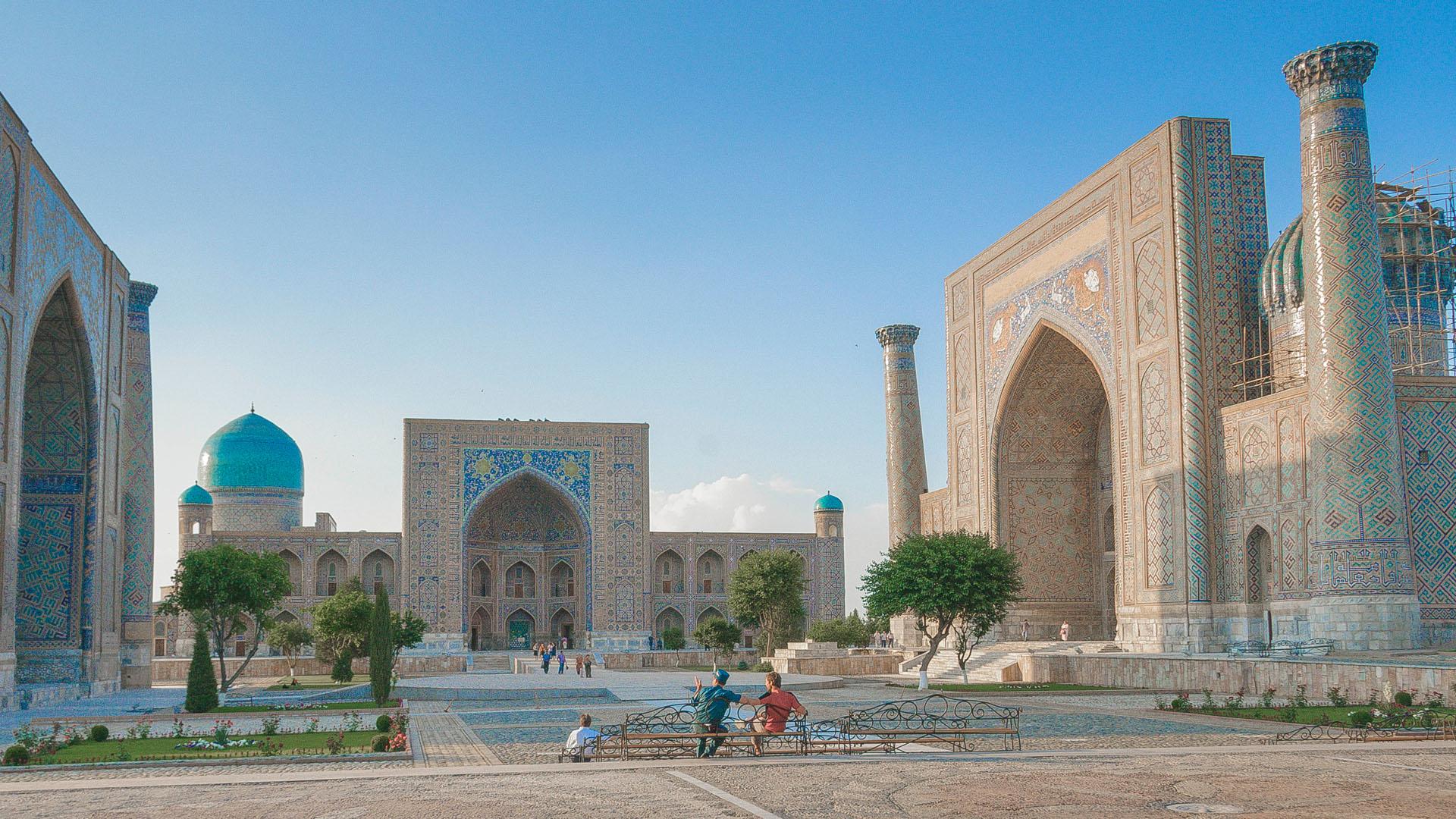 Foto Usbekistan