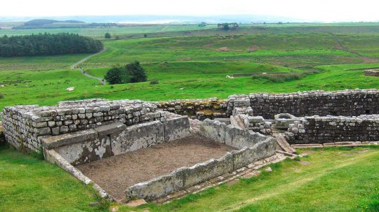 Wall und Graben – Ad Fines Imperii Romani