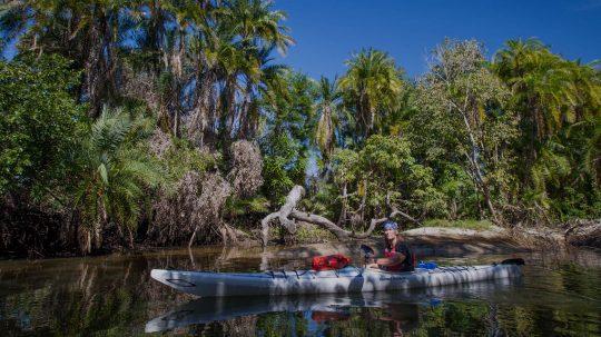 100 Meilen auf den Spuren der Calusa